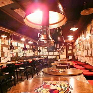 ヒョンブ食堂 赤坂 本店 兄夫食堂の雰囲気1