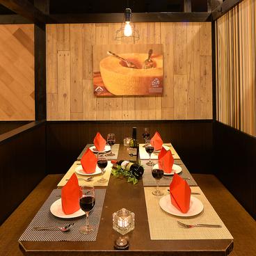 肉バル NICK HOUSE 姫路店の雰囲気1