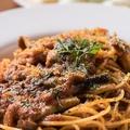 料理メニュー写真【貸切コース料理一例】パスタ