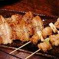 料理メニュー写真当店自慢の串料理!