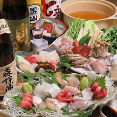 鍋と全国の地酒 いま岡 河内小阪の写真