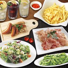 BARU&DINING S3 渋谷センター街店のコース写真