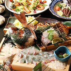 釣船茶屋 ざうお 横浜綱島店のコース写真