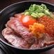 #肉ドレス贅沢丼