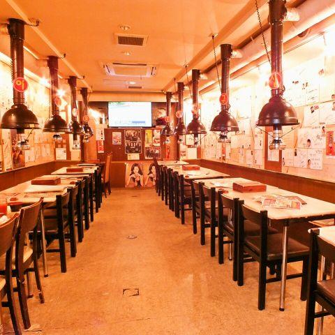 ヒョンブ食堂 赤坂 兄夫食堂(韓国料理)の地図 | ホッ …