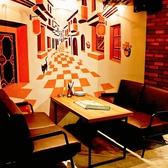 ワイン酒場 ガブリシャス GabuLicious 仙台店の雰囲気3