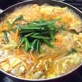 料理メニュー写真ヘルシーとんちゃん鍋定食