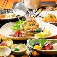 【忘年会にもおすすめ】こだわりの日本酒に合う逸品料理