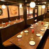 肉バル NICK HOUSE 姫路店の雰囲気3