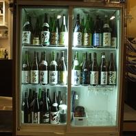 70種類以上の地酒が全て380円!