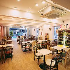 サクラカフェ&レストラン 日暮里 SAKURA CAFE NIPPORIの特集写真