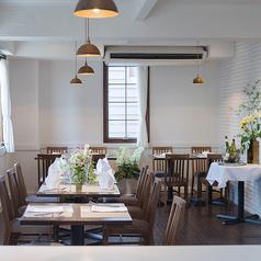 レストラン la Coccinelle ラ コクシネルの雰囲気1