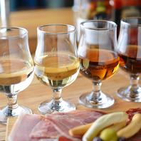 スペイン「シェリー酒」
