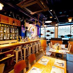さば料理専門店 SABAR 神戸元町店の雰囲気1