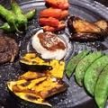 料理メニュー写真焼き野菜