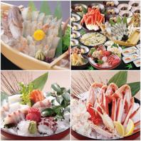 新鮮活魚がイチオシ!!