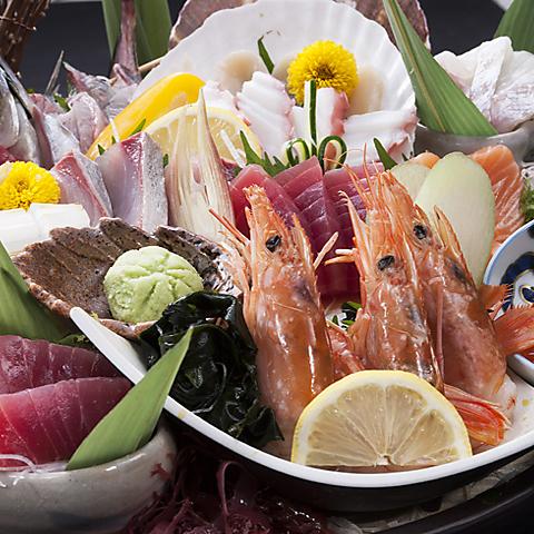 各種宴会OK★いか・海鮮料理専門店!