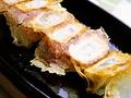 料理メニュー写真ホッキ餃子