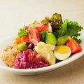 料理メニュー写真アマポーラ 特製サラダ