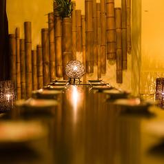 団体様はフロア貸切も随時承っております♪広々個室空間で周りのお客様を気にせずにごゆっくりと宴会をお楽しみ頂けます!水道橋での大型宴会・女子会に最適◎
