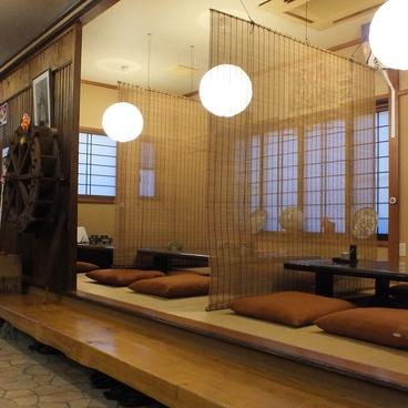 九州博多屋台処 居酒屋 むかしや 伊勢崎店の雰囲気1