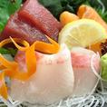 新鮮な魚介類をご用意しております!板前がいるお町の酒場「庄や」。豊富なメニューとドリンクの数々に、仕入れからこだわった新鮮な魚介類を提供いたします。変わらないおいしさと、月替わりのイベントメニューで何度でも行けちゃいます!岡山駅西口からすぐ!ぜひご来店ください!ランチも好評中です