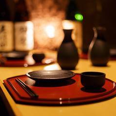 日本酒 地鶏 個室 極 KIWAMI 新橋烏森口店の雰囲気1