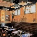 トラットリア シェ ラパン Trattoria Chez Lapinの雰囲気1