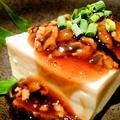 料理メニュー写真京都 平安豆腐