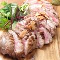 料理メニュー写真合鴨ロースト(3~4人前)