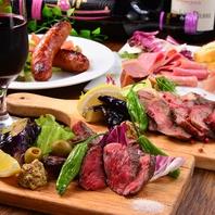 ★充実の肉料理メニュー★