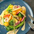 料理メニュー写真新鮮無農薬野菜のバーニャカウダー