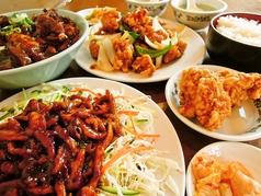 中国料理 コウシン 百万遍イメージ