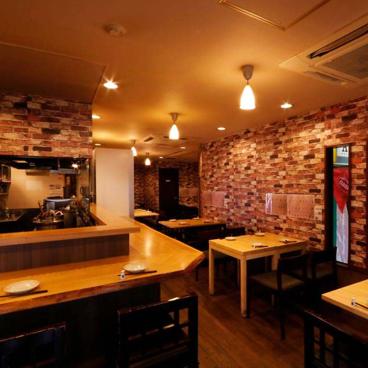 串天ぷらと日本酒バル かぐら 神田の雰囲気1