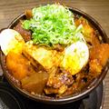 料理メニュー写真俺の自慢の牛すじ豆腐