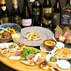 ワインと洋食 ソウサクビストロ&カフェ mai921の写真
