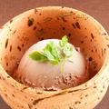 料理メニュー写真バニラアイス
