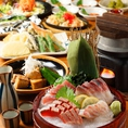 北海道の食材たっぷり使用したこだわりの料理が味わえるコースをお手ごろ価格で。全コース生ビールも飲める3時間の飲み放題付3500円~!様々な宴会シーンでご利用いただけます。リーズナブルなコースから豪華コースまで幅広くご用意!