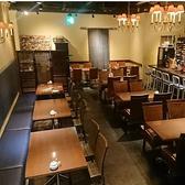 パームカフェ Parum cafe 大和西大寺の雰囲気2