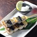 料理メニュー写真海鮮串~サバ~