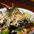 料理メニュー写真游の字サラダ