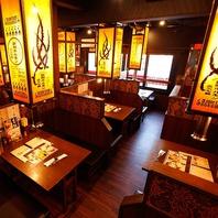 【新宿西口で焼肉宴会】宴会最大70名様迄…貸切可能