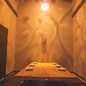 こちら5名~7名様可能な完全個室のお部屋です。落ち着いた雰囲気でとても居心地のよい空間で、女子会などにオススメ☆大人気の【お座敷個室】は2部屋だけご用意しております!!プライベート感があり、周りを気にせずゆっくりとお食事をお楽しみ頂けます。ご予約はお早めに♪【渋谷 居酒屋 個室 焼き鳥 和食  誕生日 女子会】