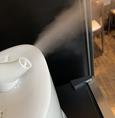 【コロナウイルス対策 2 】店内をサニ-除菌水による空間、空気殺菌を行っております。人体無害、ウイルス殺菌、花粉除去、感染予防お客さなに安心・安全な店つくりを目指しております。