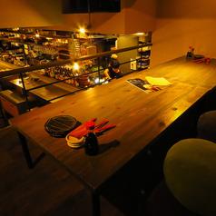 【ロフト席】6名×1。大人気のロフト席は予約必須!!テーブル席とは違う雰囲気の特別空間を是非お愉しみ下さい♪普段使い/会社宴会/お友達やお仲間内での飲み会/女子会/合コン/デート/二次会…等