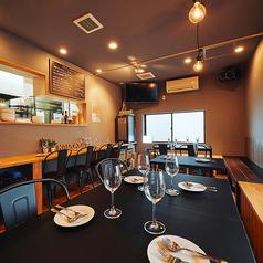 KAIZOKU イタリア食堂 HIDEnCHI 三代目 浦野商店の写真