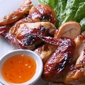 料理メニュー写真ガイヤーン(鶏炙り焼き)