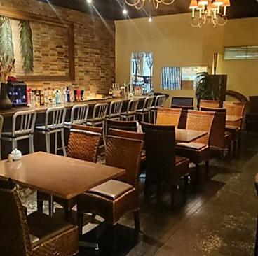 パームカフェ Parum cafe 大和西大寺の雰囲気1