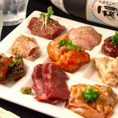 ぶち 新宿西口大ガード店 ホルモン焼肉のおすすめポイント1