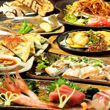 山海人のおすすめ料理1